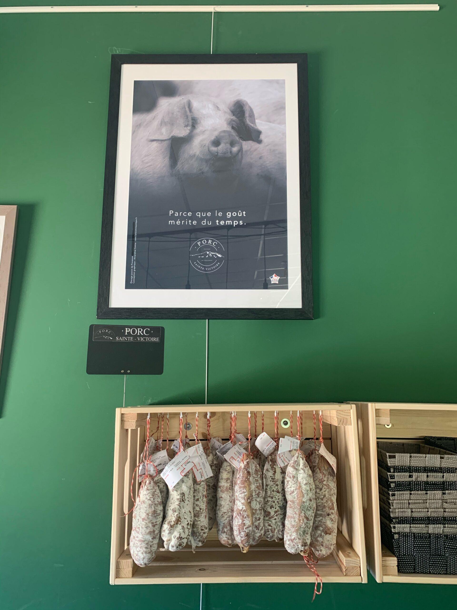 Le Porc de Sainte-Victoire