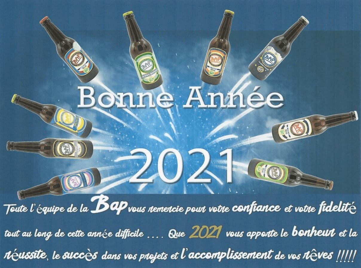 Voeux BAP 2021