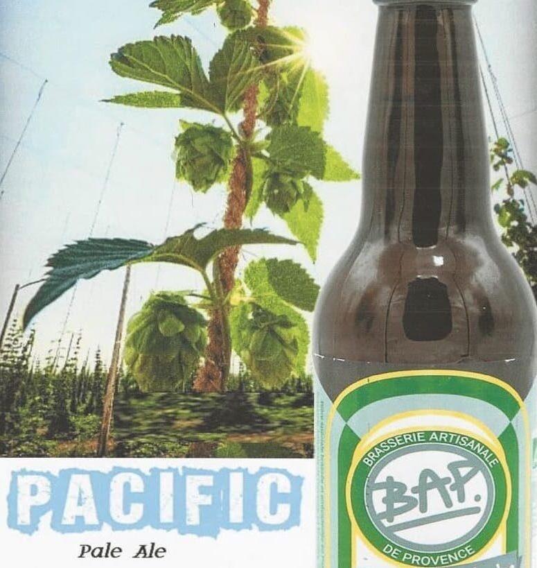 Pacific Pale Ale de la BAP