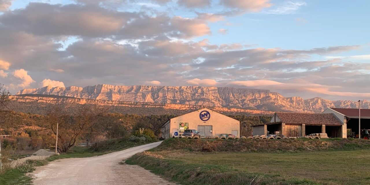 Panorama Brasserie Artisanale de Provence Sainte-Victoire