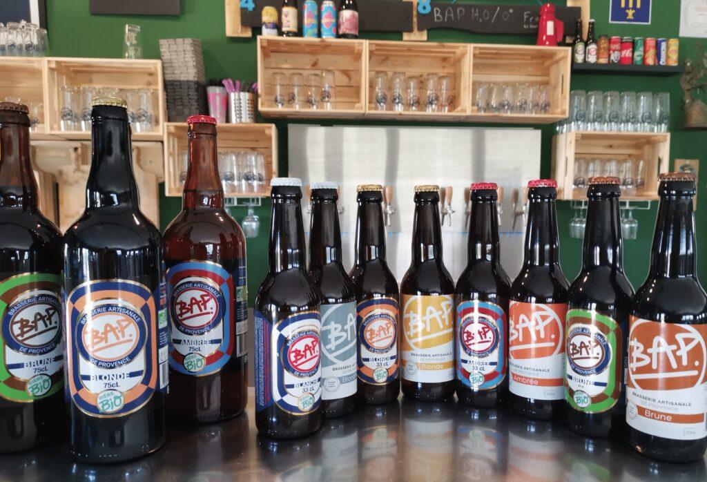 Bières BAP classiques