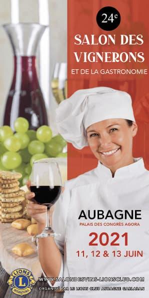 Salon des Vignerons et de la Gastronomie d'Aubagne